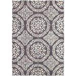 "Chandra Satara (SAT16203-576) 5'0""x7'6"" Rectangle Area Rug"