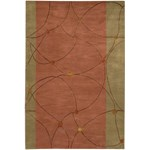 "Chandra Lost Link (LOS1812-79106) 7'9""x10'6"" Rectangle Area Rug"