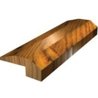 "Shaw Epic:  Jubilee Burnished Amber Hickory Threshold - 78"" Long"