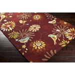 "Surya Rain Carnelian (RAI-1106) Rectangle 8'0"" x 10'0"""