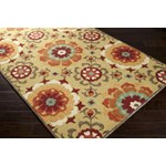"Surya Storm Citrine (SOM-7704) Rectangle 2'0"" x 3'0"""