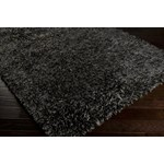 "Surya Woodford Flint Gray (WOD-3401) Square 0'6"" x 0'6"""