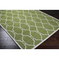 Surya Jill Rosenwald Zuna Palm Green (ZUN-1019) Rectangle 2